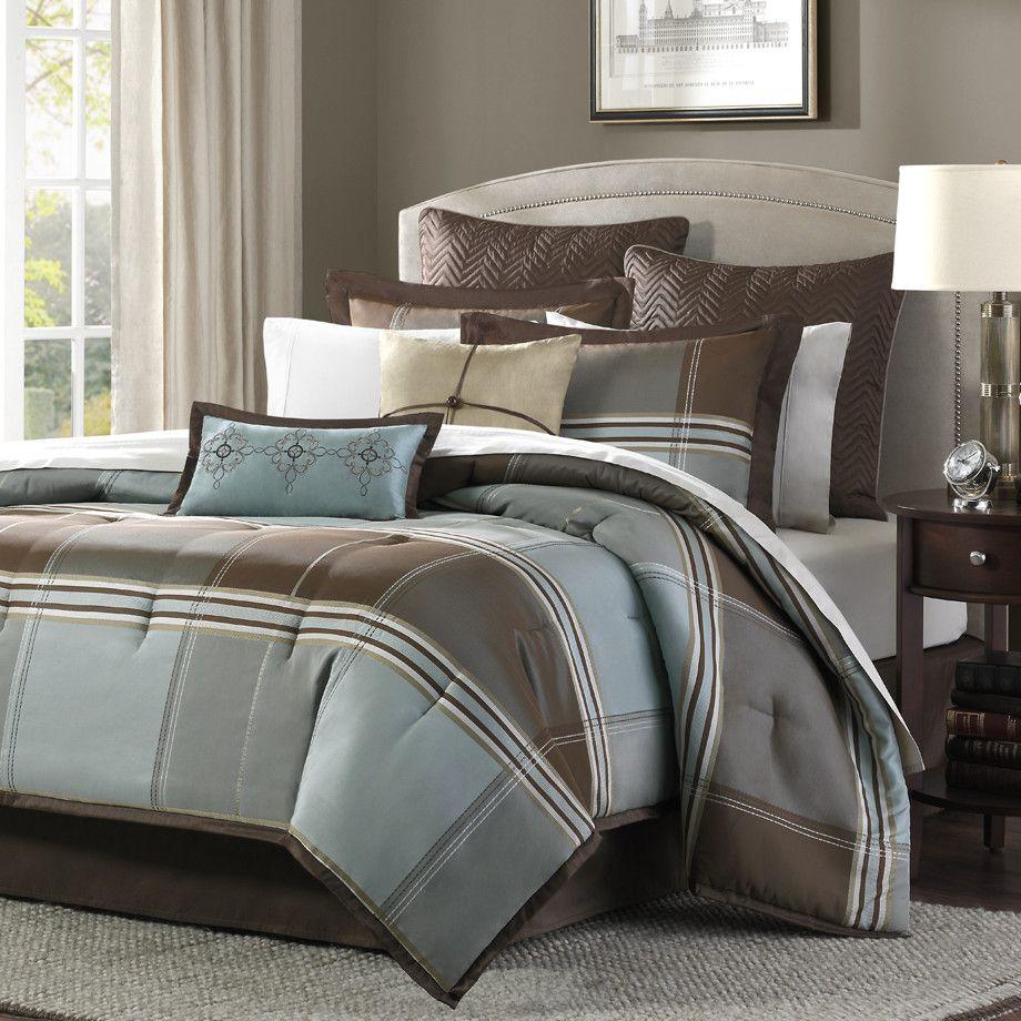 madison park lincoln square 8 piece comforter set reviews
