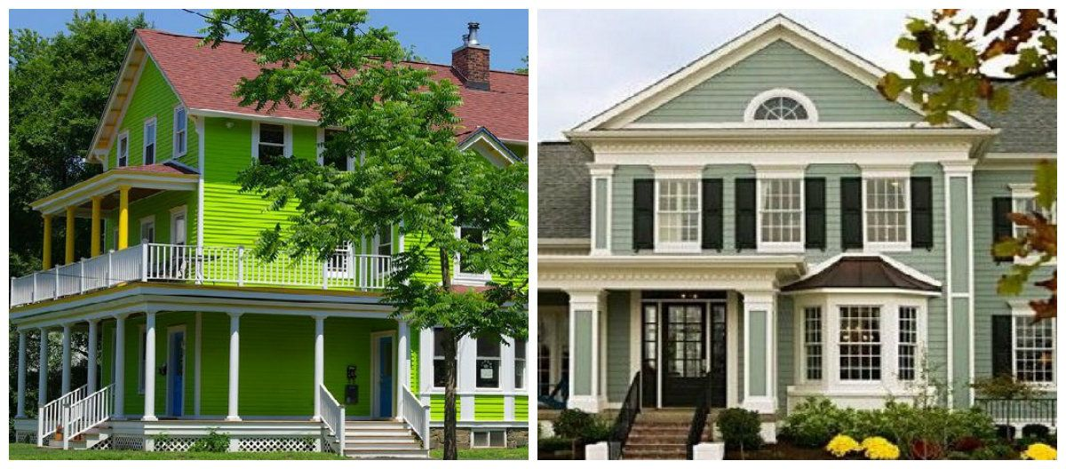 Best Exterior Paint 2019 exterior paint colors 2019, top stylish trends and tips for