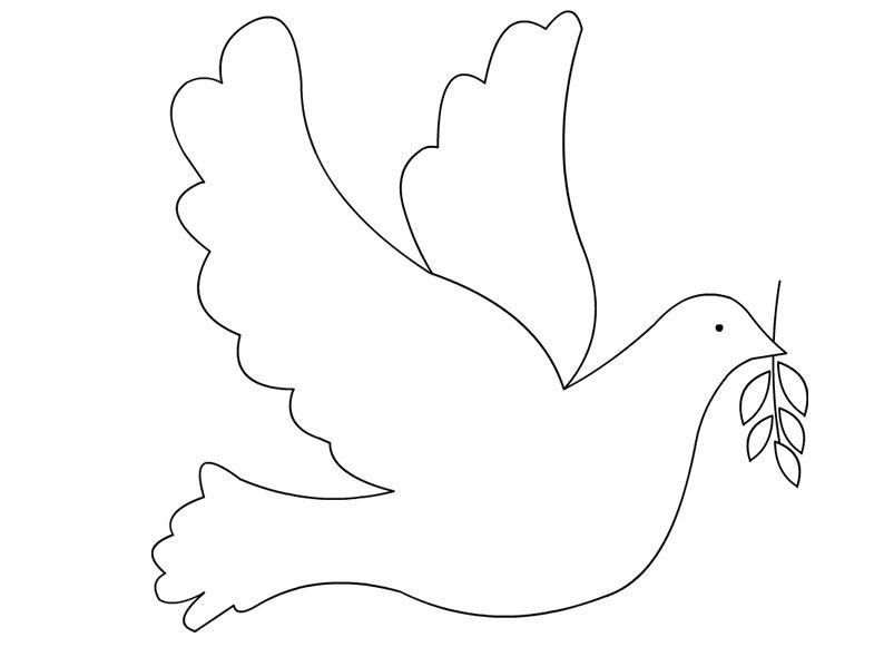 Dove Coloring Pages Best Coloring Pages For Kids Coloring Pages Animal Coloring Pages Bird Coloring Pages