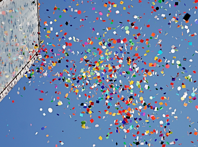 Image result for confetti tumblr