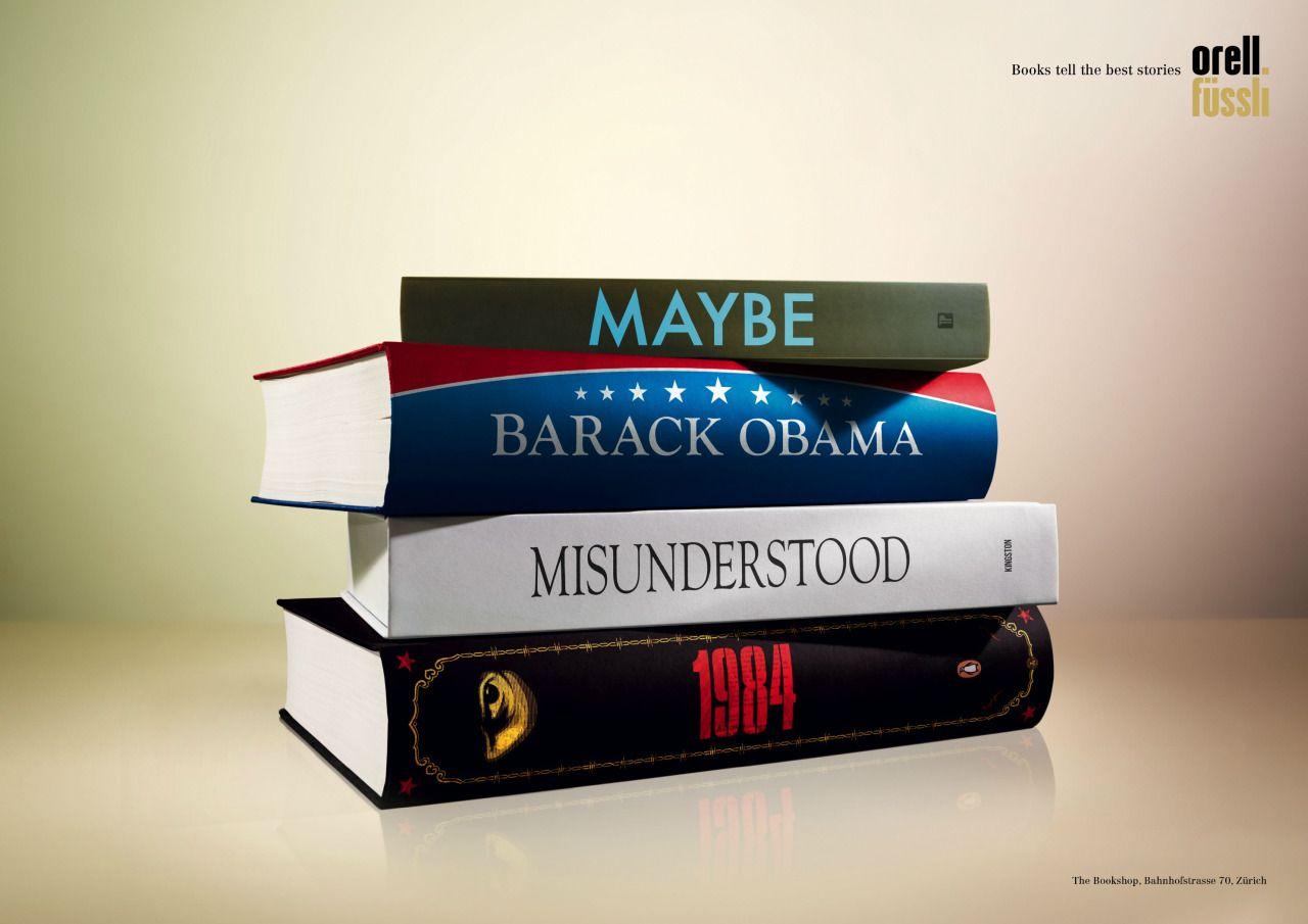 Books tell the best stories. Publicis Switzerland. [4961 × 3508]