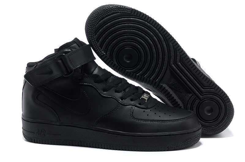 nike air force mid herr