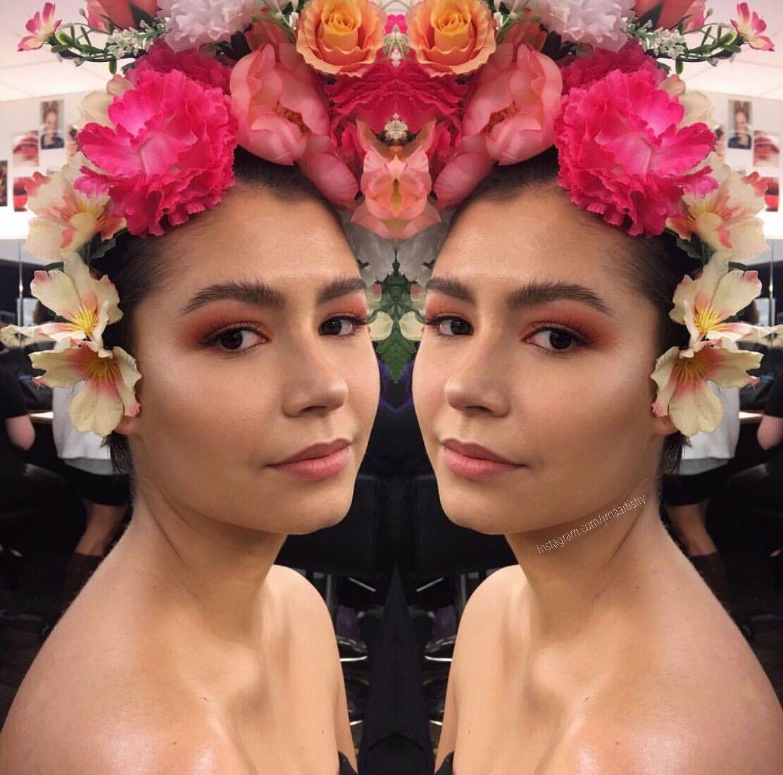 Beauty editorial, Beauty, Artistry makeup
