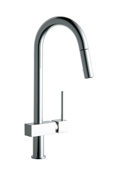 ADA compliant faucet for both Kitchen sinks. -Avado Pull Down ...
