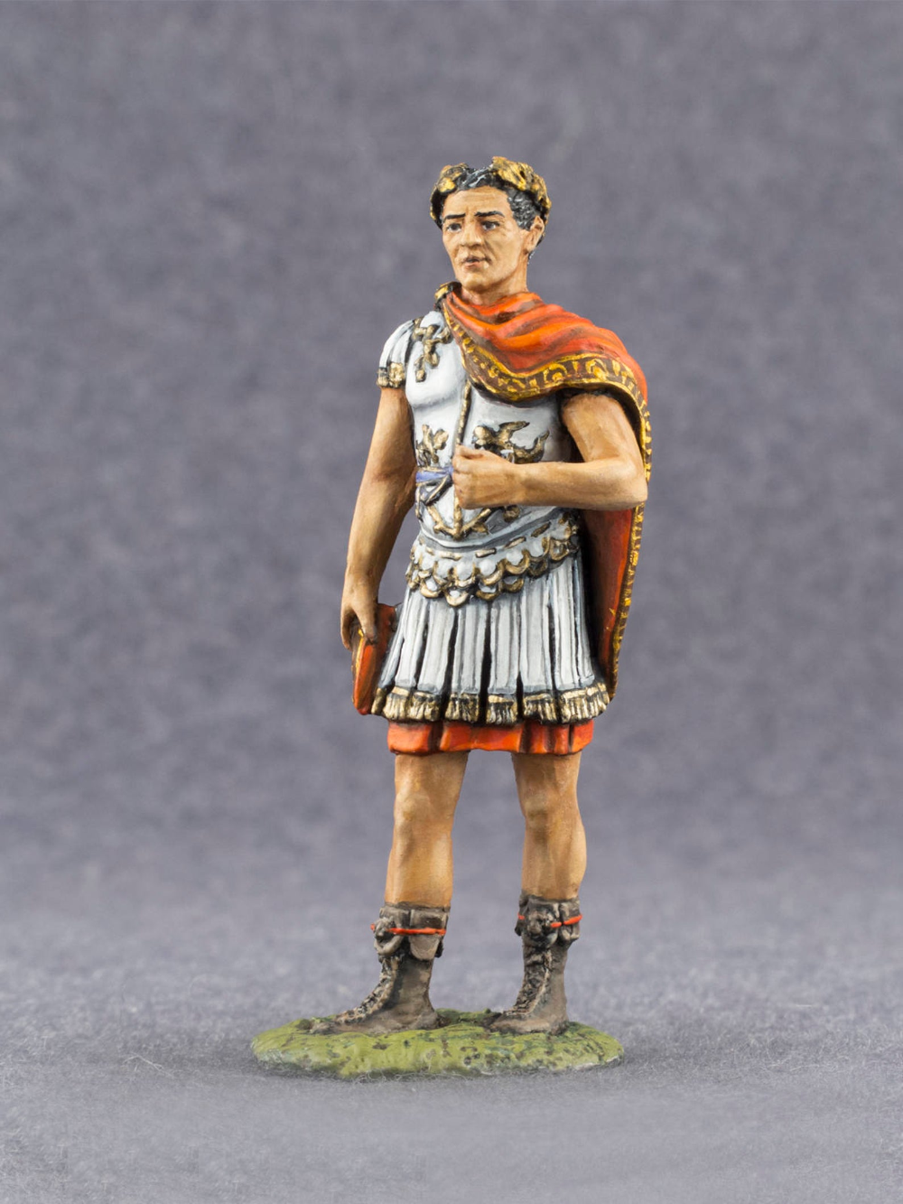Toy Soldiers Gaius Julius Caesar 1 32 Scale 54mm Hand Painted Etsy Toy Soldiers Hobbies For Men Girl Poses