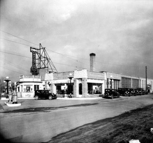 Chevrolet Dealer, 2023 Dixie Highway, Louisville, Kentucky, 1933. ::