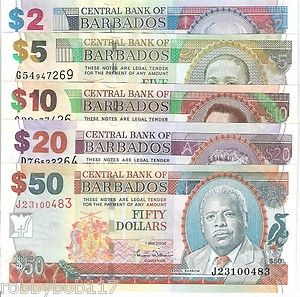 50 Dollar Banknote World Money Currency Caribbean Bill Ebay