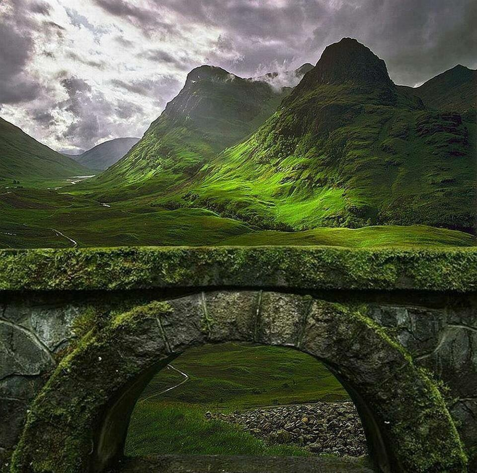 Glen Coe, Scottish Highlands.