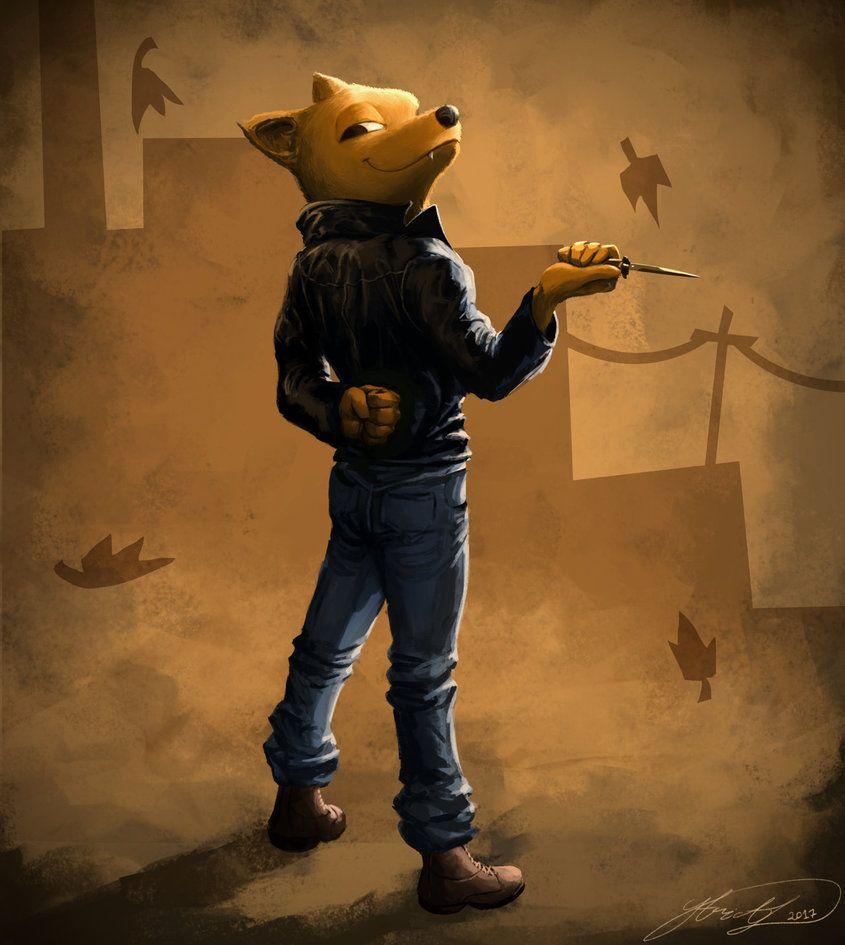 Greggory By Yacrical Night In The Wood Furry Art Furry Drawing