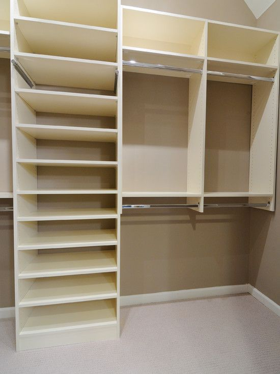 Closet Master Bedroom Closets Design, Pictures, Remodel ...