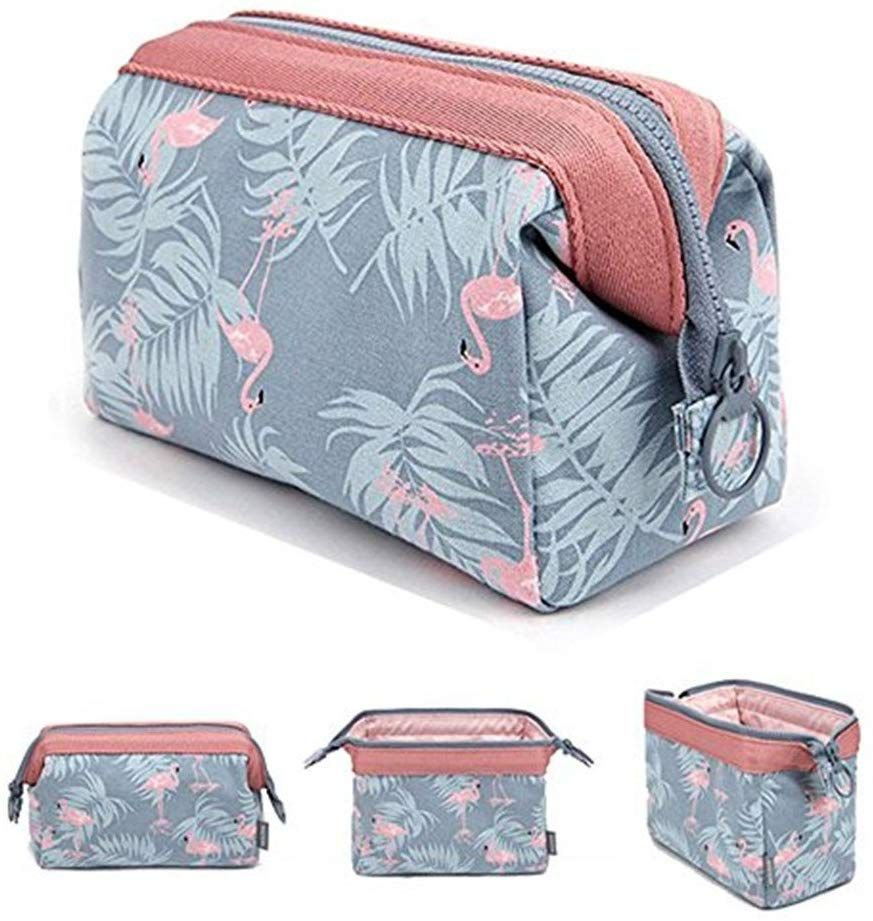 DWE Makeup Bags, Travel Cosmetic Bags Brush Pouch Toiletry