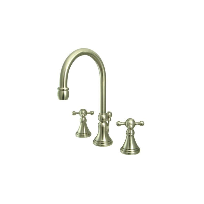 Kingston Brass Ks298 Kx Widespread Bathroom Faucet Elements Of Design Bathroom Faucets