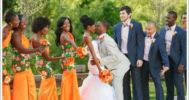 Rueben Golda White Dress Ghanaian Wedding 124