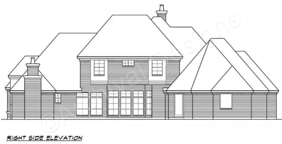 Riverside House Plan Riverside House Plan Elevation Archival Designs Riverside House House Plans House