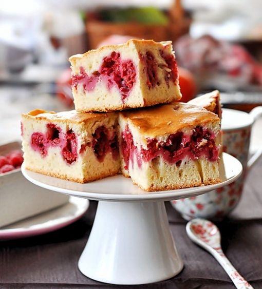 Photo of Sodalı Frambuazlı Kek
