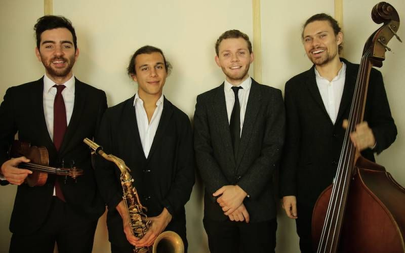 Latest review - Blue Swan Ensemble- Jazz & Classical music