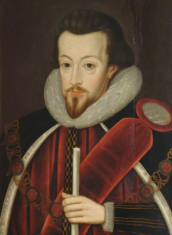 Robert Cecil (1563–1612), Earl of Salisbury, Alumnus of St John's ...