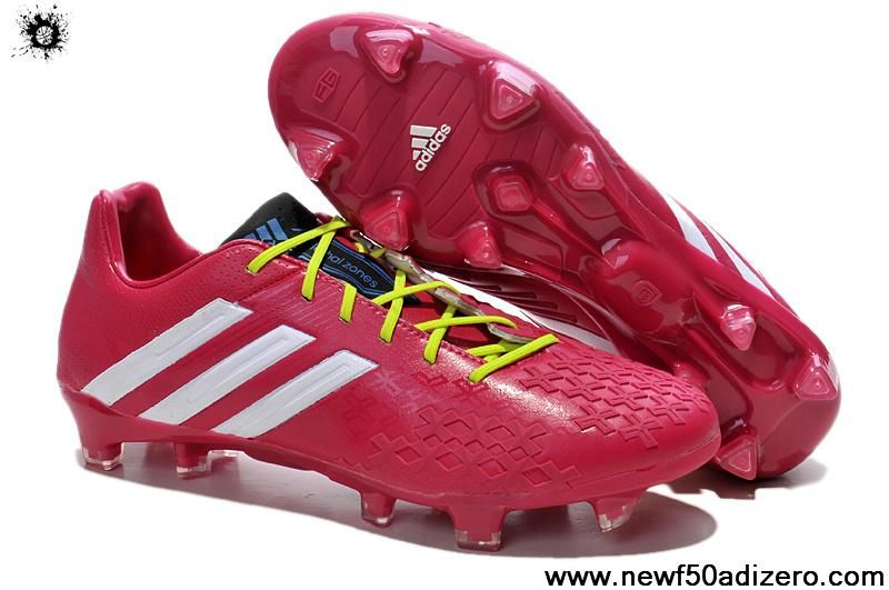 separation shoes 8764d 1f0bd Discount Rose Red 2014 World Cup adidas Predator LZ TRX FG Boots Shoes Shop
