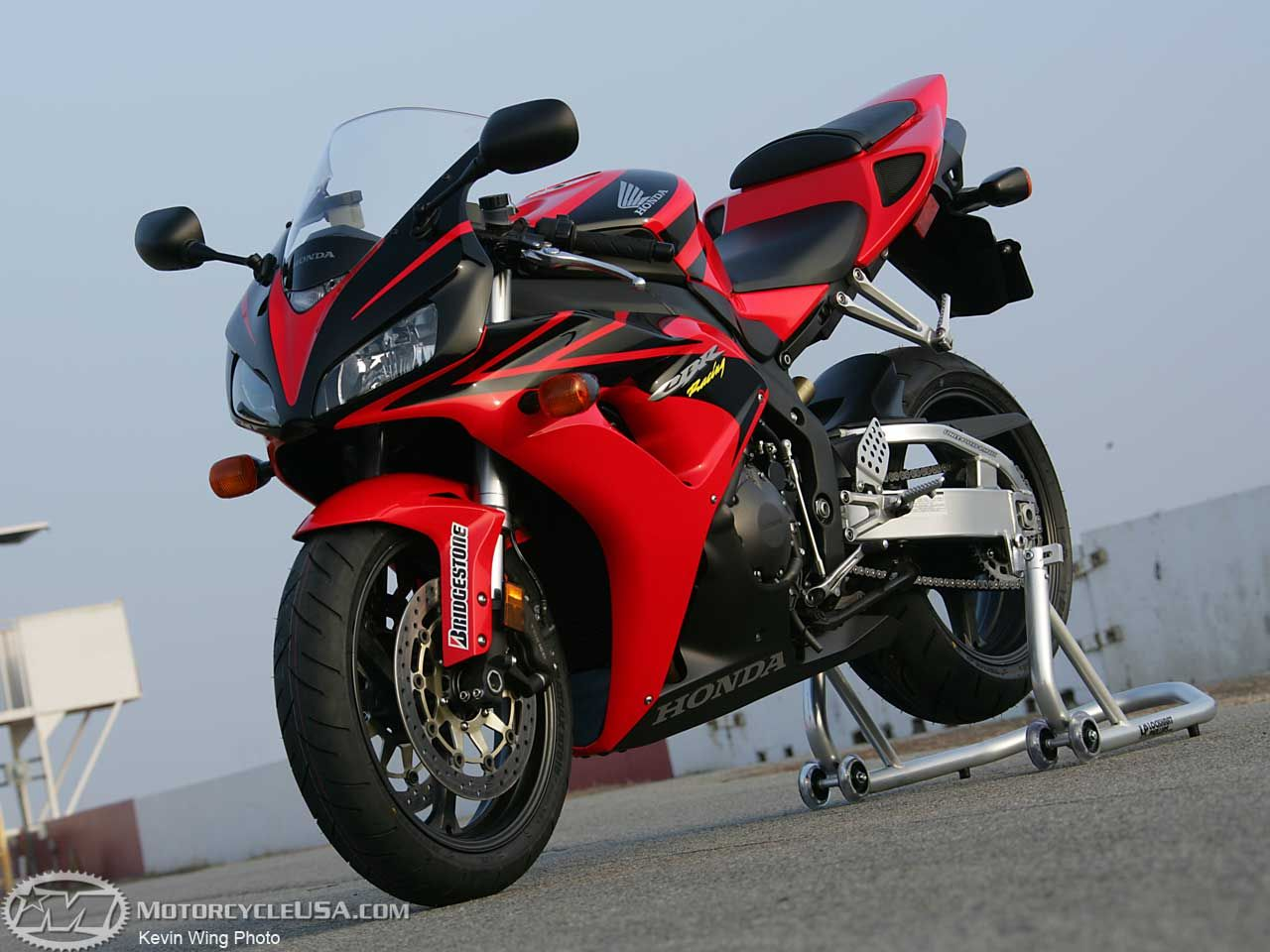 Awesome 2006 Honda CBR1000RR First Ride Motorcycle USA