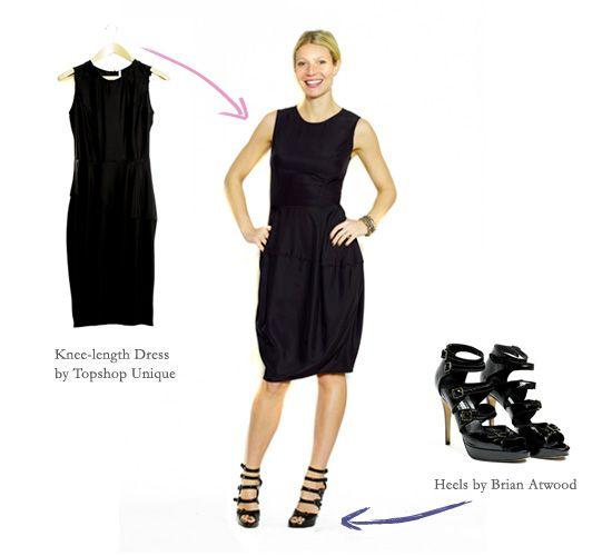 Classic Knee Length Dresses