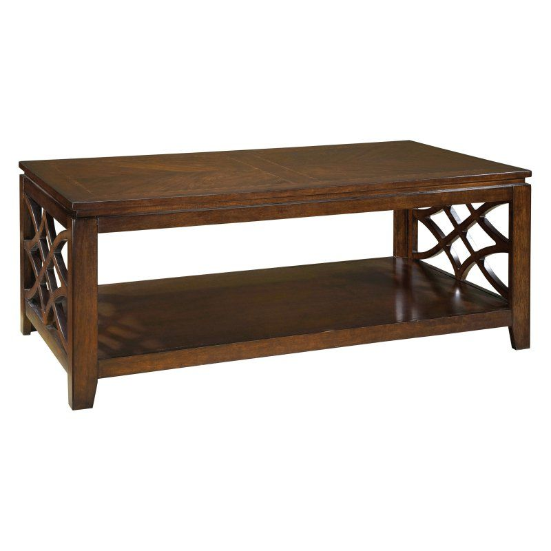 Standard Furniture Woodmont Rectangular Cocktail Table - 23441