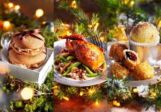 25 idées de menus de Noël | Menu, Food, Foie gras