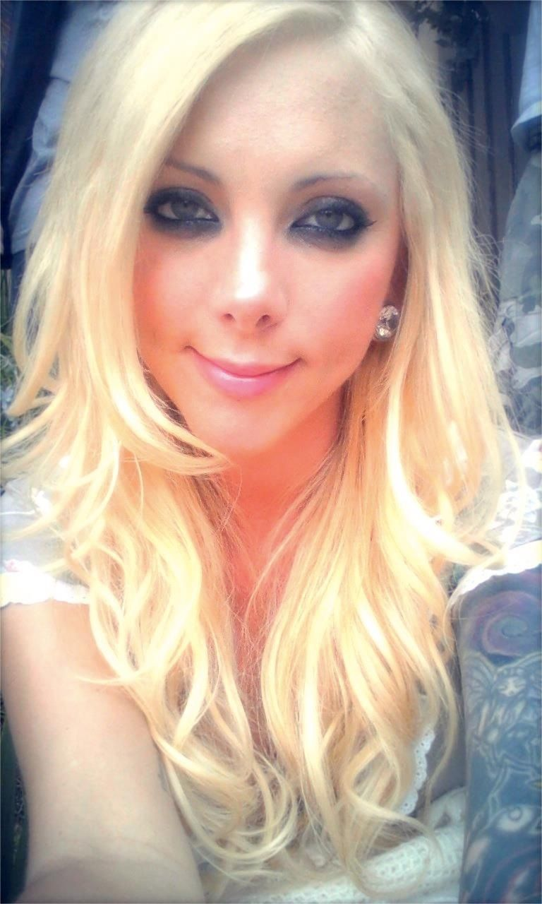 Maria brinks face up google search beautiful blondes - Maria brink pics ...