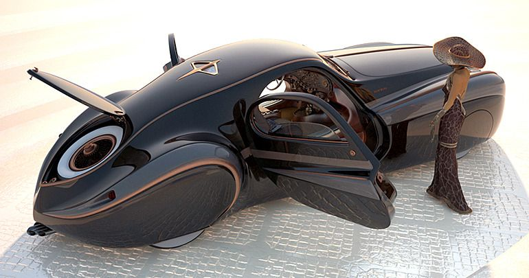 Carsthatnevermadeitetc — Duesenberg Coupé Simone Midnight Ghost, 1939.... |  Concept cars, Super cars, Futuristic cars