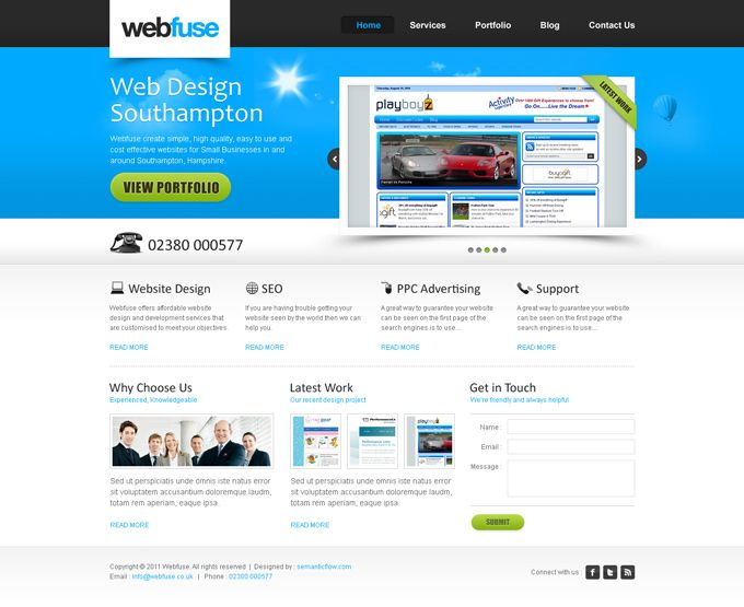 Clean And Simple Website Design Service For Web Design And Development Company Web Design Services Website Design Services Professional Web Design