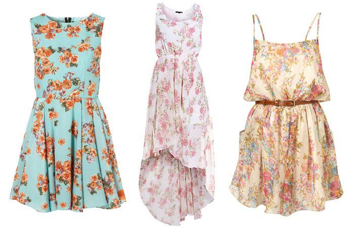 Wear A Dress In Pastel Color