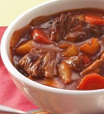 Slow Cooker Old Fashioned Beef Stew Recipe Slow Cooker Beef Stew Beef Stew Recipe Slow Cooker Beef