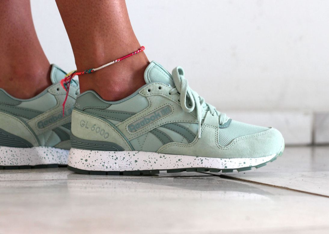 reebok femme speckles and ice gl 6000 SMVUzp