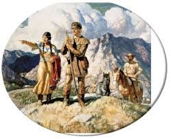 sacagawea and lewis and clark - Google Search