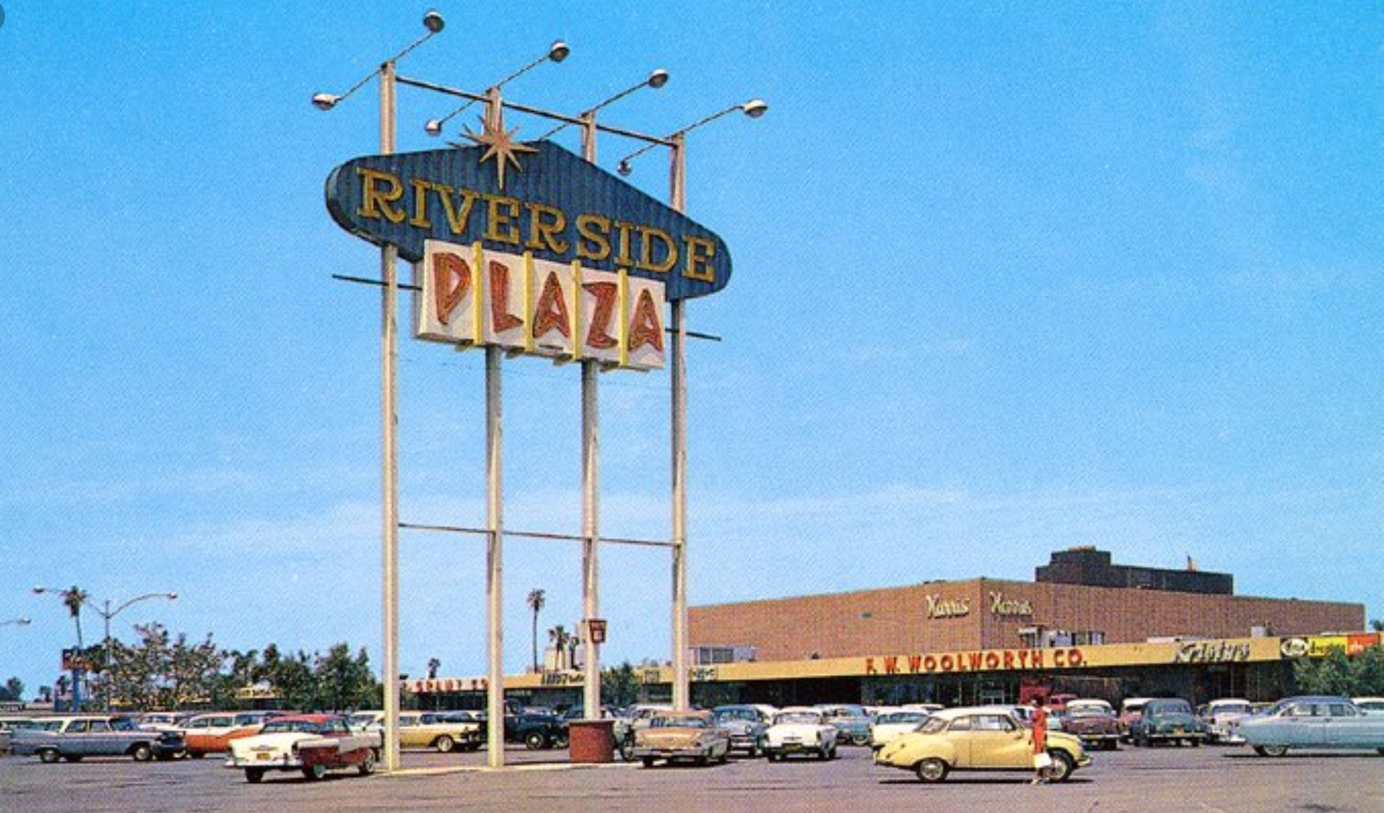 Pin by hudgens josh on when signage was cool riverside