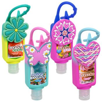 Assured Instant Hand Sanitizer With Travel Clip 1 8 Oz Bottles
