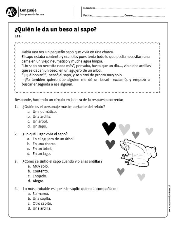 In Spanisch besote