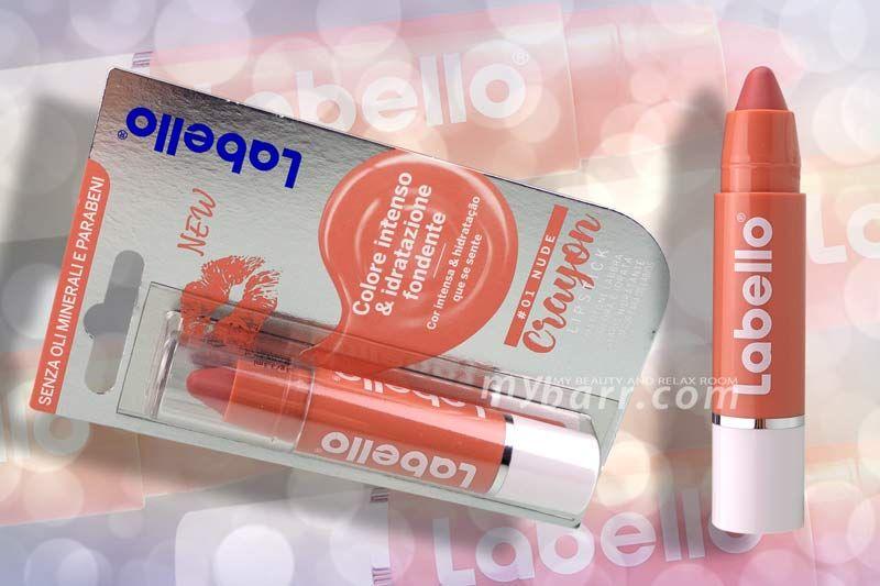 labello crayon  Labello crayon lipstick: nuovo matitone labbra in diversi colori ...