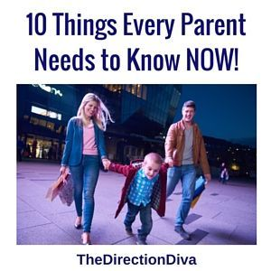 10 Things Parents need to know about raising kids