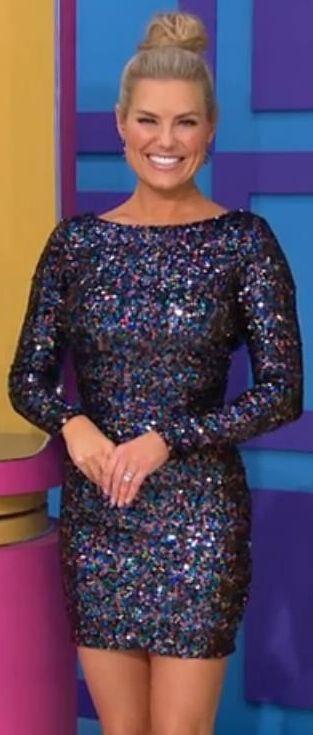 Beautiful Rachel Reynolds. Air date 3/28/17