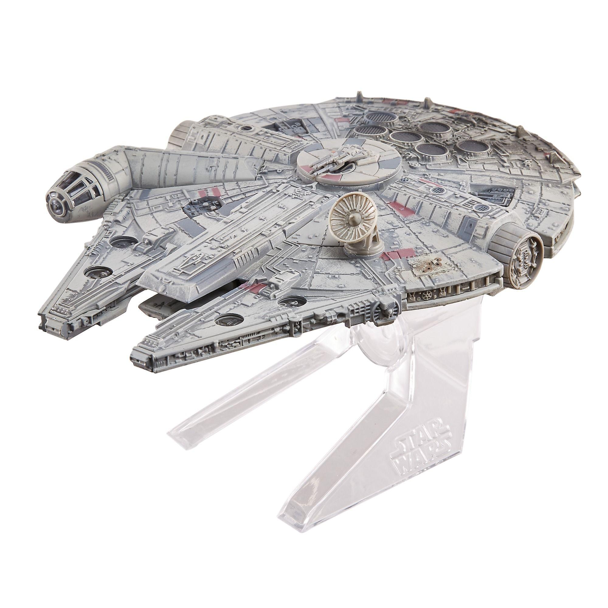 Millennium Falcon From Hot Wheels Hot Wheels Star Wars Millennium Falcon