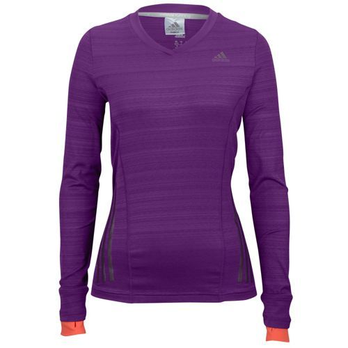 adidas Climacool Supernova Long-Sleeve T-Shirt - Women's - Running -  Clothing -