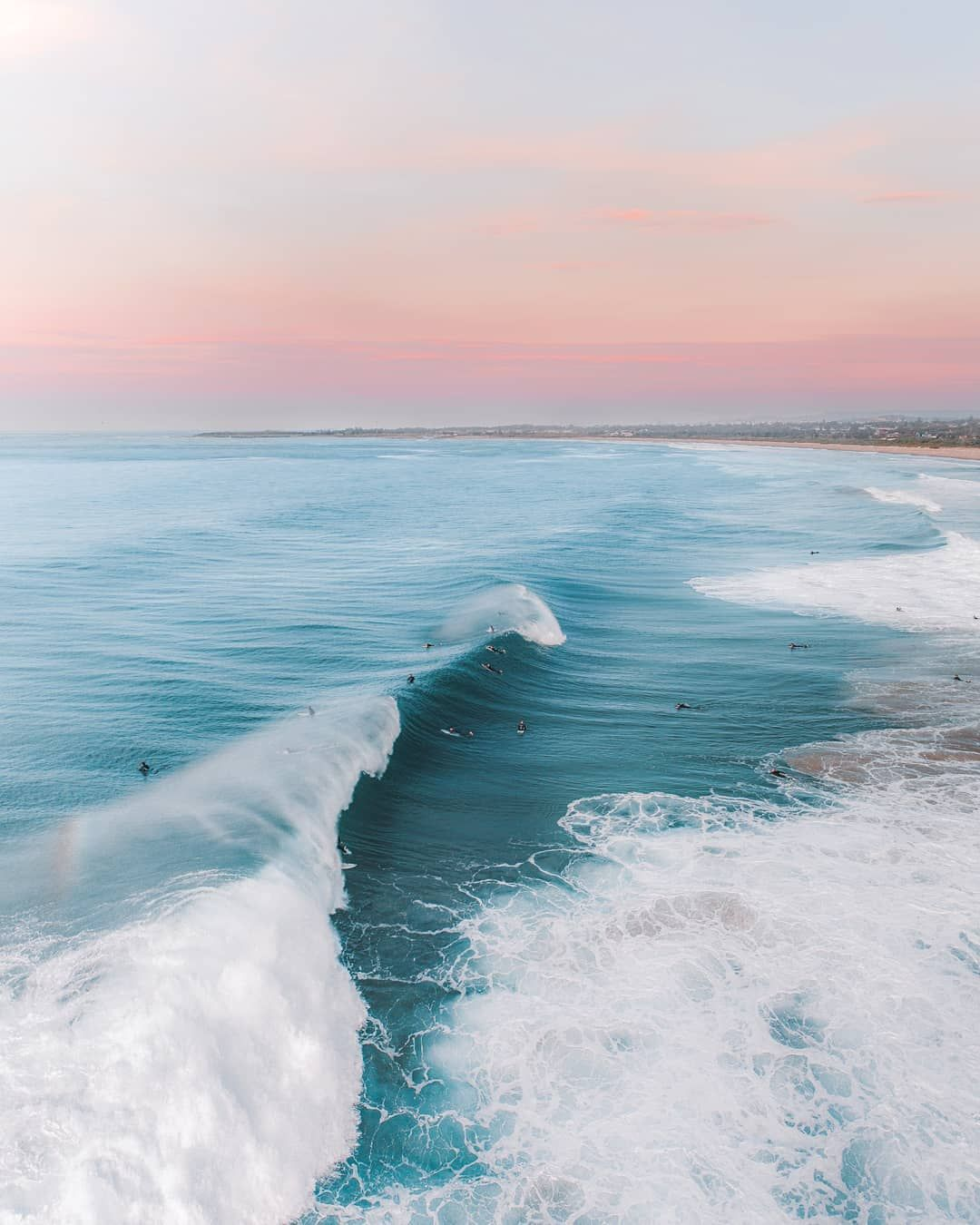 The Creative Series is part of Beach pictures, Beach, Surfing, Ocean, Beach photos, Photography - Drone photographer and creator Ben Mack resides in Sydney, Australia, with his beautiful wife and three children  A passionate Ocean enthusiast, as you will see from his images which are full of spectacular pastel tones and seaside vistas  Enjoy learning more about this talented family man as I inte