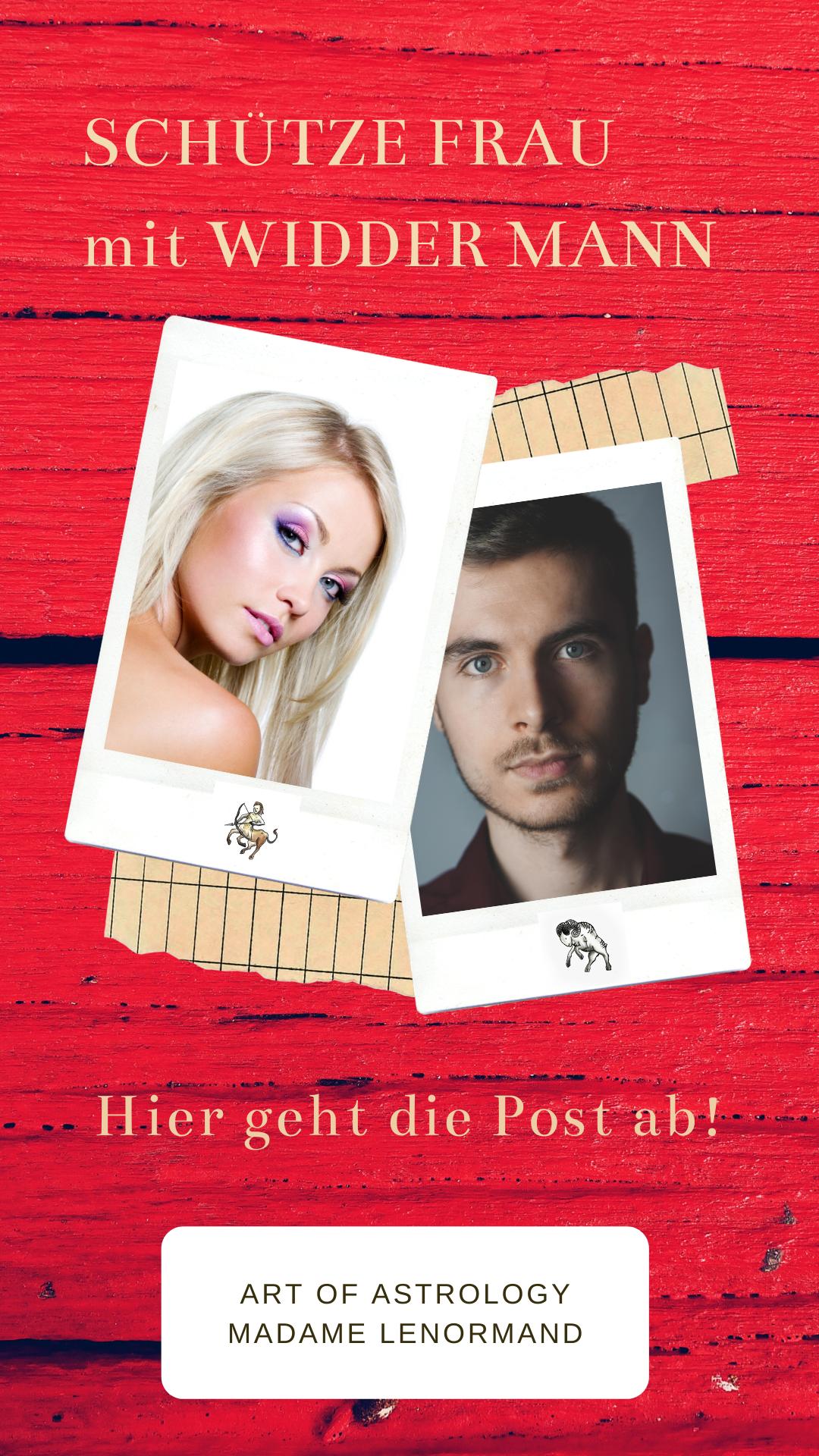 Widder-Mann & Schütze-Frau in 2020 | Widder, Sternzeichen