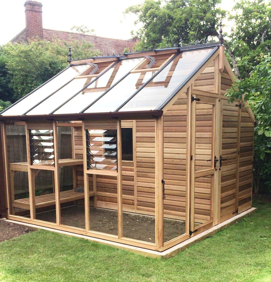 строительство деревянных теплиц