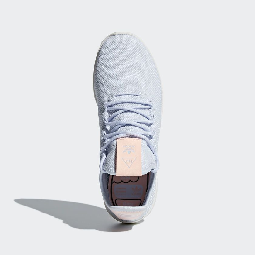 adidas Pharrell Williams Tennis Hu Schoenen - blauw | adidas ...