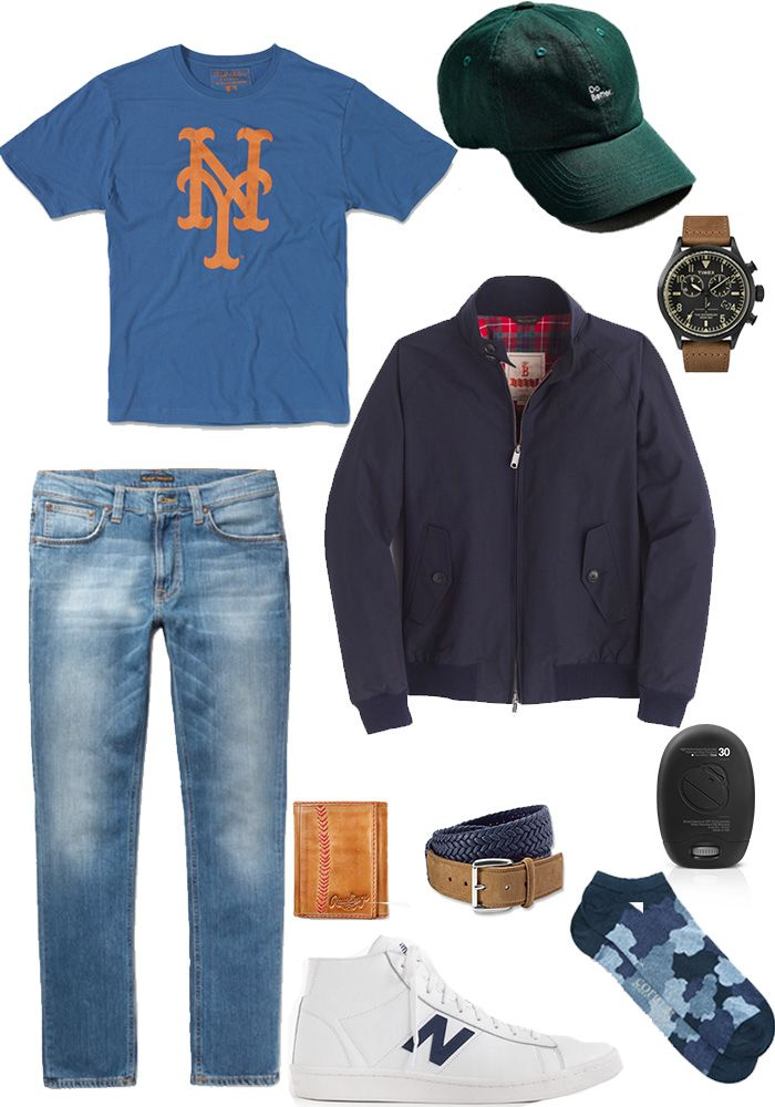Urban Mens summer fashion