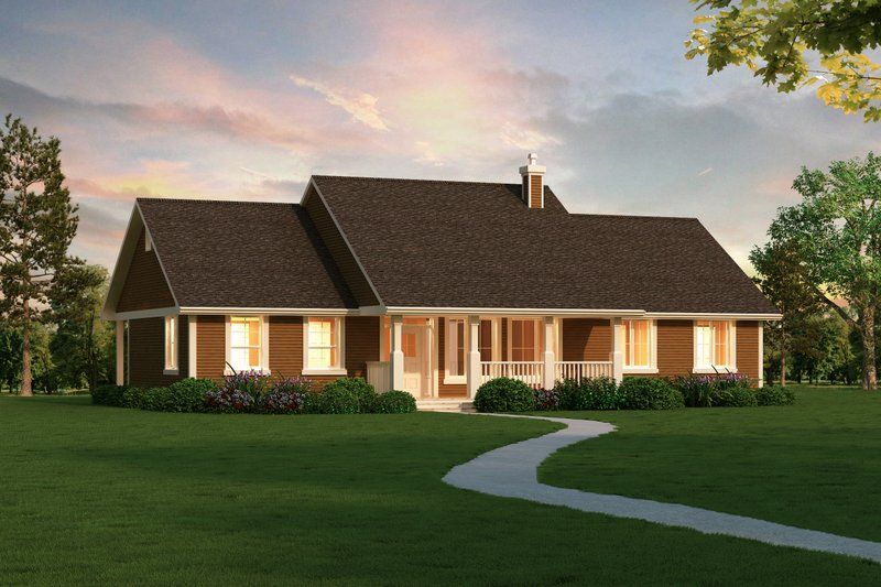Pin On Ranch Style House Plans