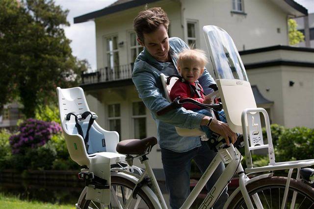 Bobike Mini Exclusive Fotelik Rowerowy Na Kierownice Oslona Denim Deluxe Baby Car Seats Baby Car Car Seats