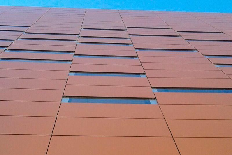 Fachada ceramica terracota fachadas ventiladas for Fachadas de ceramica