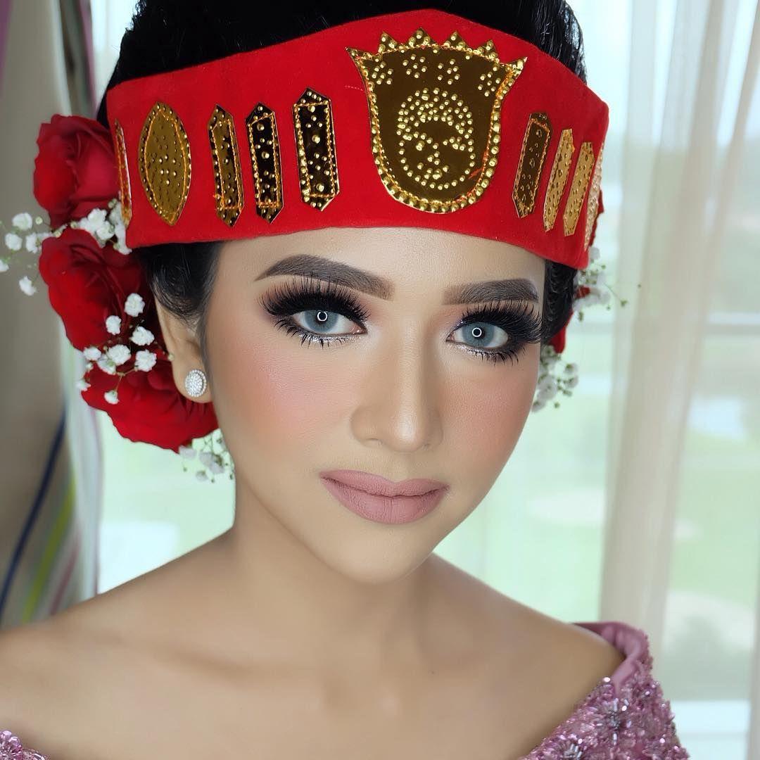 Pin Oleh Bmarpaung Di Beauty Makeup Pengantin Make Up Gambar Pengantin